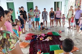 Casinha de Cultura da ONG Ceacri promove valorização da cultura local e aproxima gerações em Itapiúna