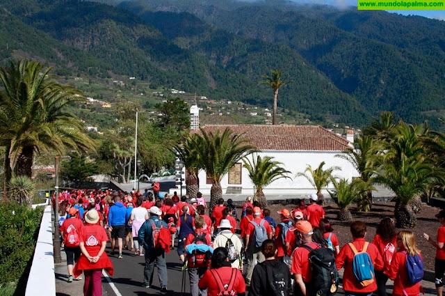 El ICHH participa en la II Caminata por la Donación de Sangre en La Palma en Breña Alta