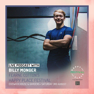 Happy Place podcast with Fearne Cotton featuring Billy Monger