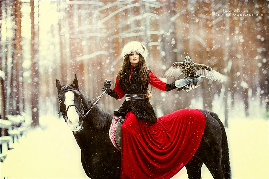fantasy photography by margarita kareva