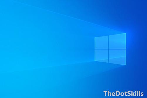 Nouveaux fonctions Windows 10 2004