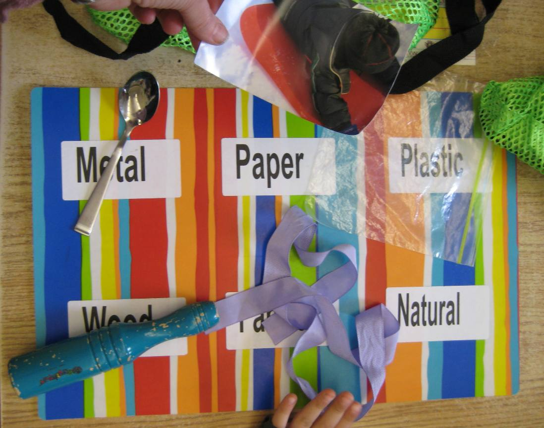 Ms Brown S Classroom Materials Objects And Structures