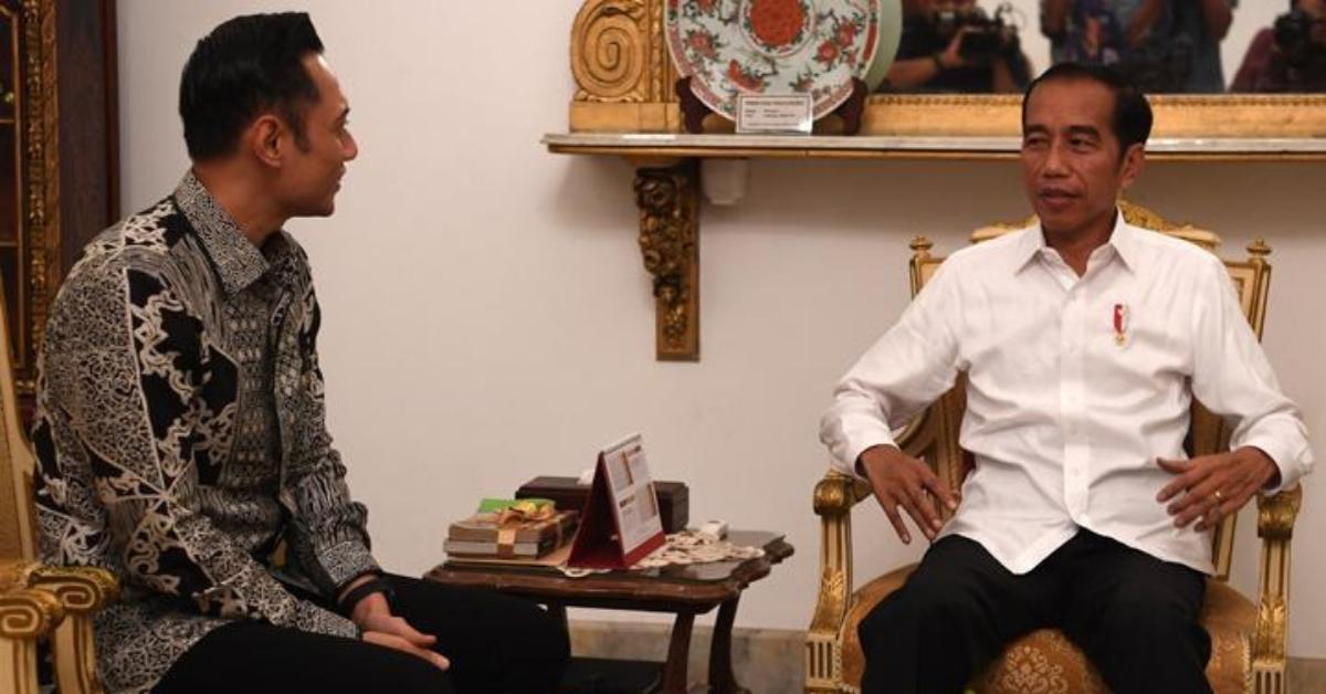 Mencabut Duri Demokrat dan Tetap Melawan Rezim Zalim, AHY - Jokowi
