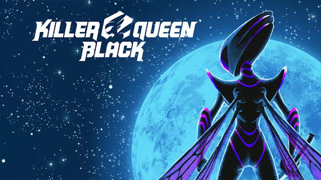 Killer Queen Black será lançado para Switch no dia 11 de outubro