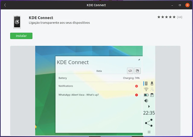 kde-connect-gsconnect-ubuntu-mint-linux-gnome-plasma-android-smartphone-integração-pc-mouse-virtual-sms-celular