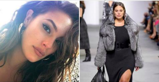Ashley Graham : le mannequin XXL s'assume et ça la rend encore plus sublime