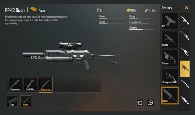 Fitur Baru Season 8 PUBG Mobile - Senjata Baru