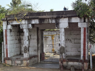 Kailasanathar Temple Adayalacheri Koovathur Kanchipuram