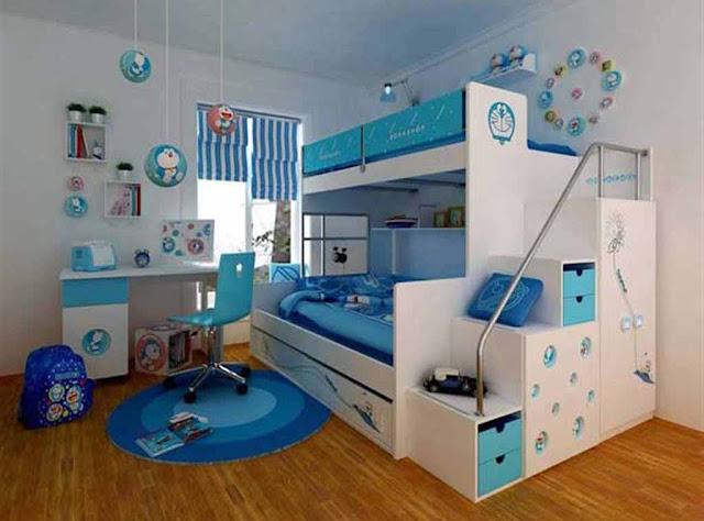 Desain Kamar Tidur Untuk Penggemar Doraemon Desain Kamar Tidur Untuk Penggemar Doraemon