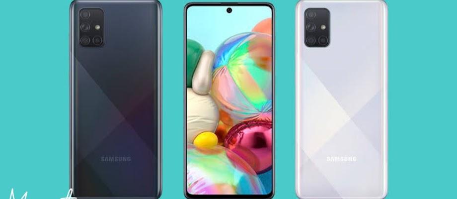 Spesifikasi: Samsung Galaxy A71, Snapdragon 730 & Kamera 64MP Menjadi Pembeda!