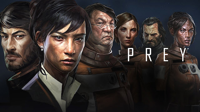 arkane studio prey 2017