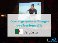 Conférence - 2012 Oceanographie et Plongée professionnelle - Alger - Algérie.