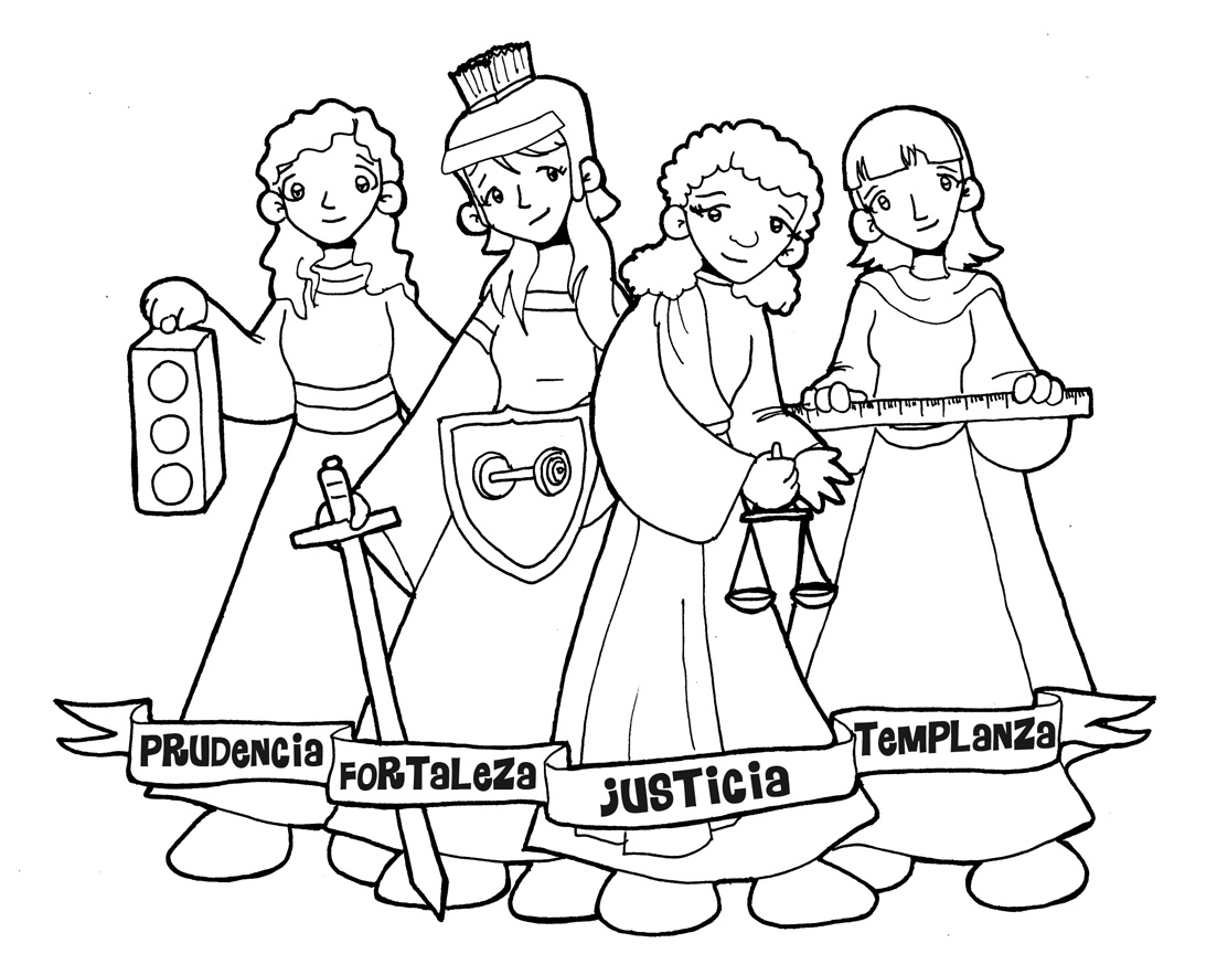 Lujoso El Bautismo Católico Para Colorear Fotos - Dibujos Para ...