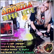 capa CD - CD Amnezia Super Hits 69 (2012)