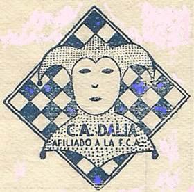 Escudo del Club Ajedrez Dalia