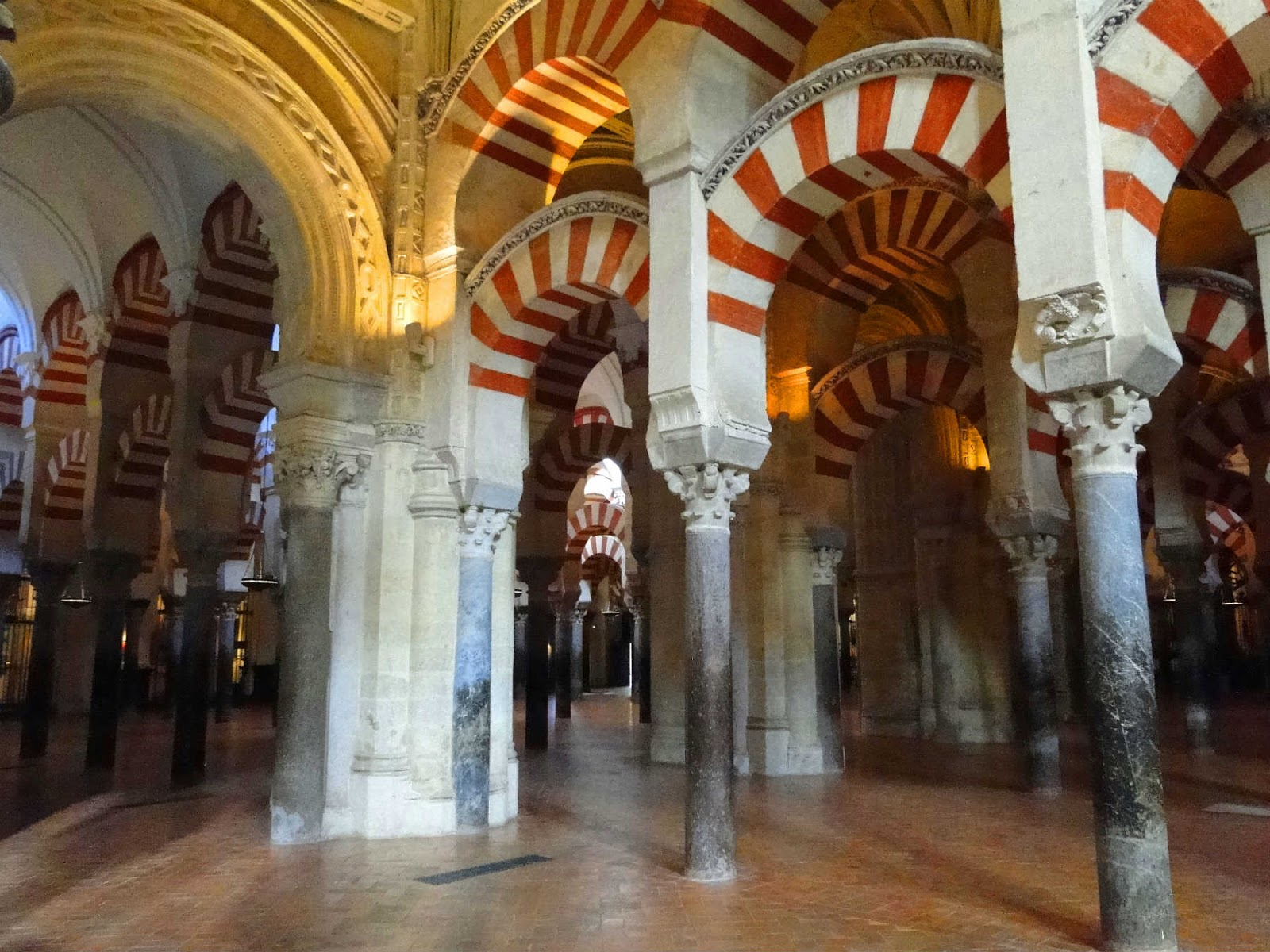 Catedral de Córdoba,Córdoba, Espanha.