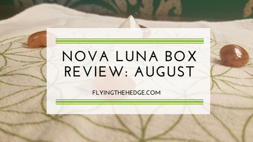 Nova Luna Box Review: August