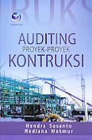 AJIBAYUSTORE  Judul Buku : Auditing Proyek-Proyek Kontruksi