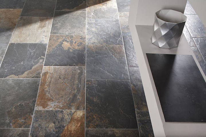 Wonderfully Porcelain Tile That Looks Like Slate