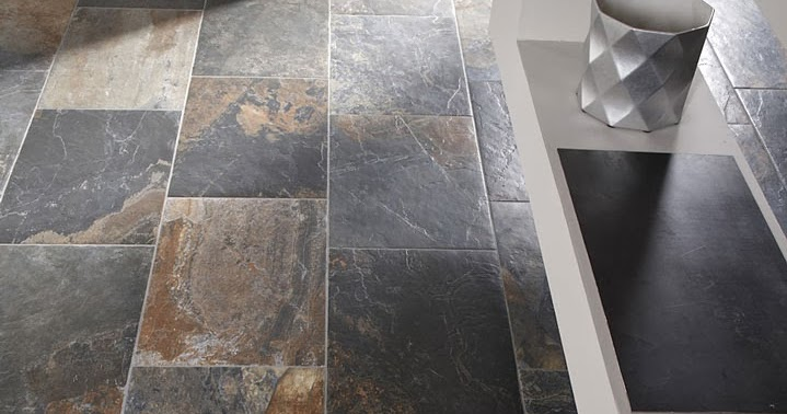 Wonderfully Porcelain Tile That Looks Like Slate David Pasha