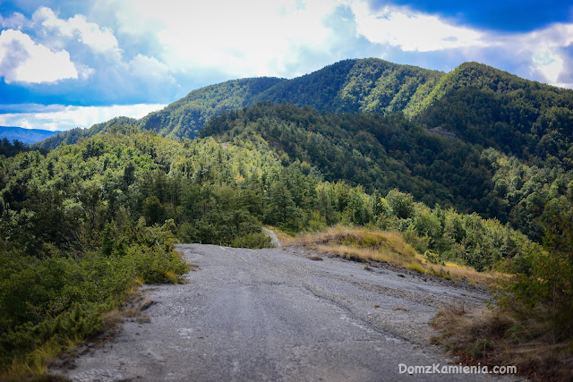 trekking Marradi