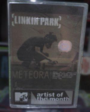 Kaset Linkin Park - Meteora