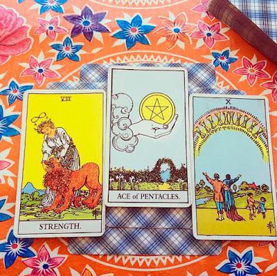 Reglas básicas del Tarot