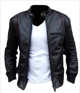 jaket kulit anak band