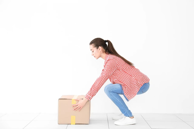 lower back pain - lifting heavy objects