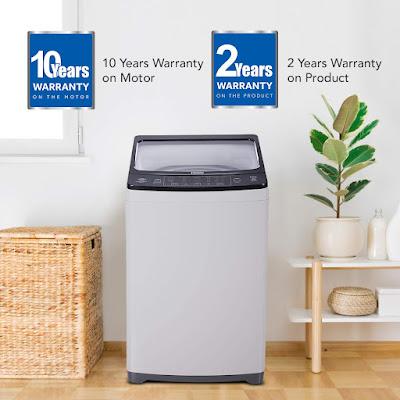 Haier washing machine under 15000