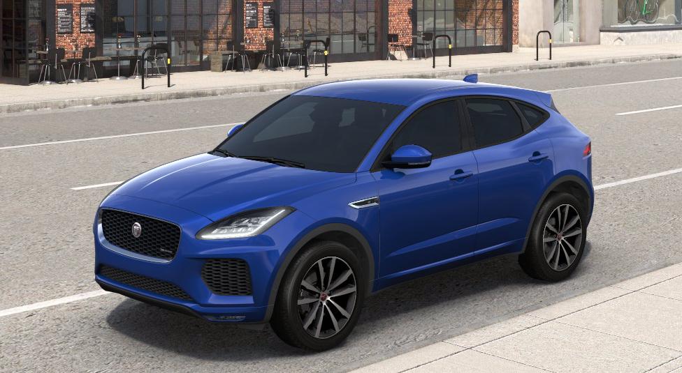 Jaguar E Pace 2018 Couleurs Colors