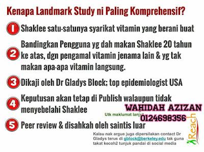 Pengedar Shaklee Tambun 0124698356