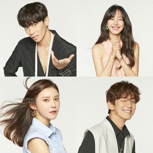 Beauty Drama Korea: DIGITAL PERM SALON: PERFUME 퍼퓸