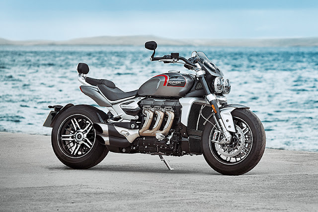 2020 Triumph Rocket 3 GT Launch in India | First Impression Review | Price, Specs