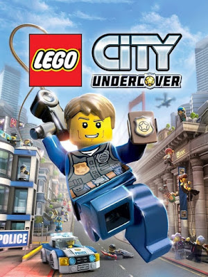 Capa do LEGO City: Undercover