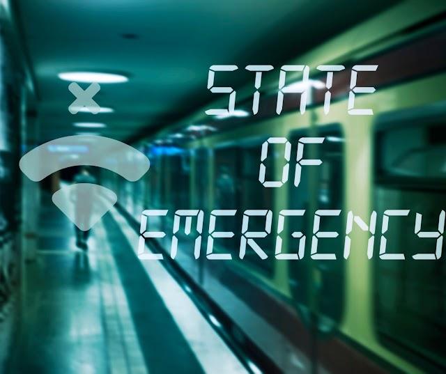 Stan wyjątkowy a internet