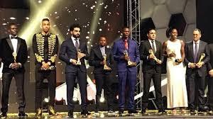 حفل افضل لاعب في إفريقيا
