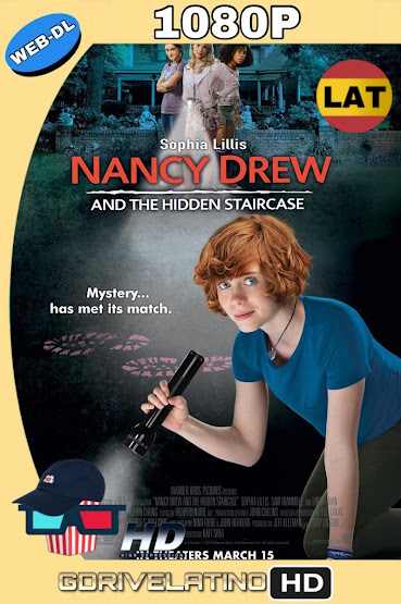 Nancy Drew y la Escalera Secreta (2019) WEB-DL 1080p Latino-Ingles MKV