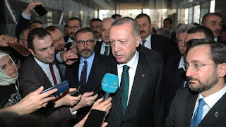 أردوغان حول زيارته إلى روسيا: أتوقع ضمان وقف إطلاق نار في إدلب
