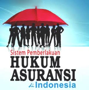 tata aturan hukum asuransi Indonesia