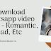 romantic songs whatsapp status video download 2020 || Romantic whatsapp status for gf || Statusbazar.in