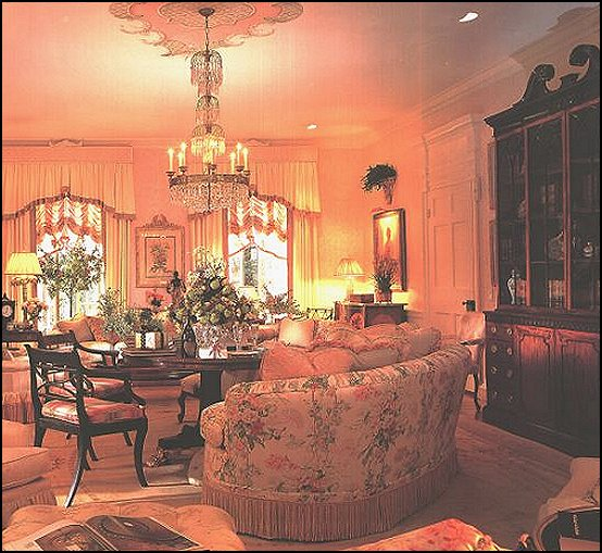 Victorian Room Colors: Maries Manor: Gothic Style