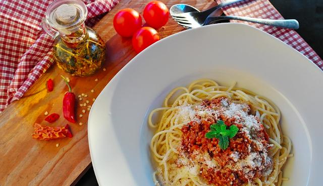 foodie in rome