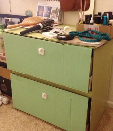 DIY: Nightstand drawer