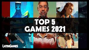 TOP de los 5 juegos más esperados para el 2021