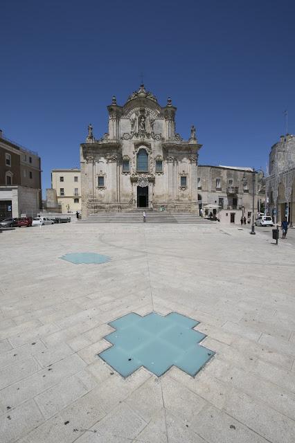 Chiesa della Madonna de Idris-Matera
