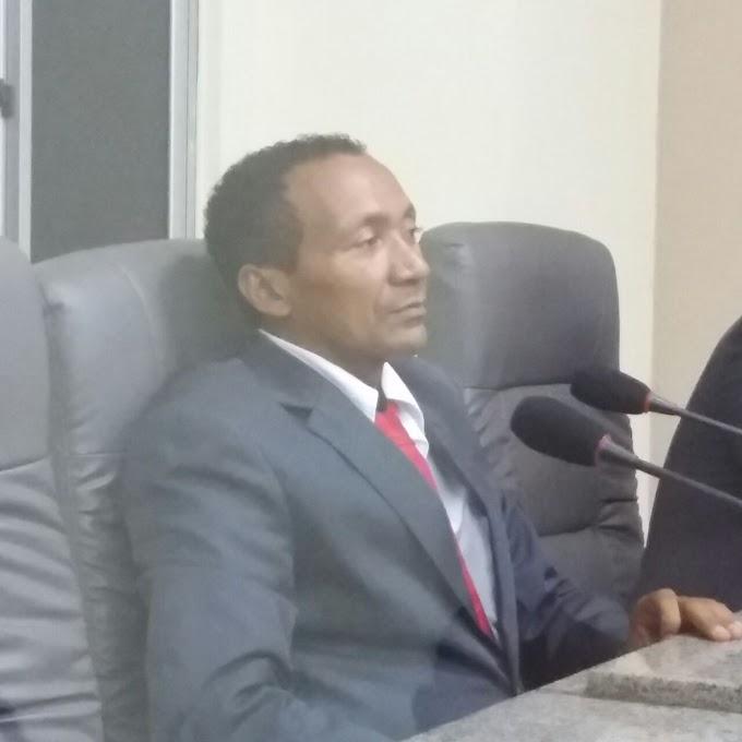 INÉRCIA: Vereador Gentil até o momento não disse a que veio na Câmara de Caxias