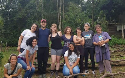IBI se reúne com jovens da comunidade Shalom