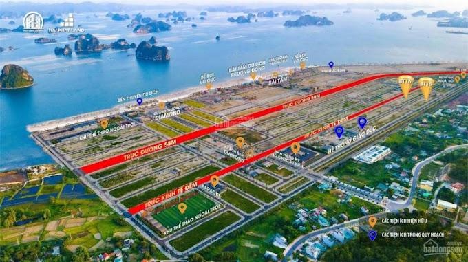 Tổng quan về Khu đô thị Phương Đông - Vân Đồn tỉnh Quảng Ninh