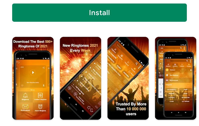 Best Free Ringtones 2021 For Android™